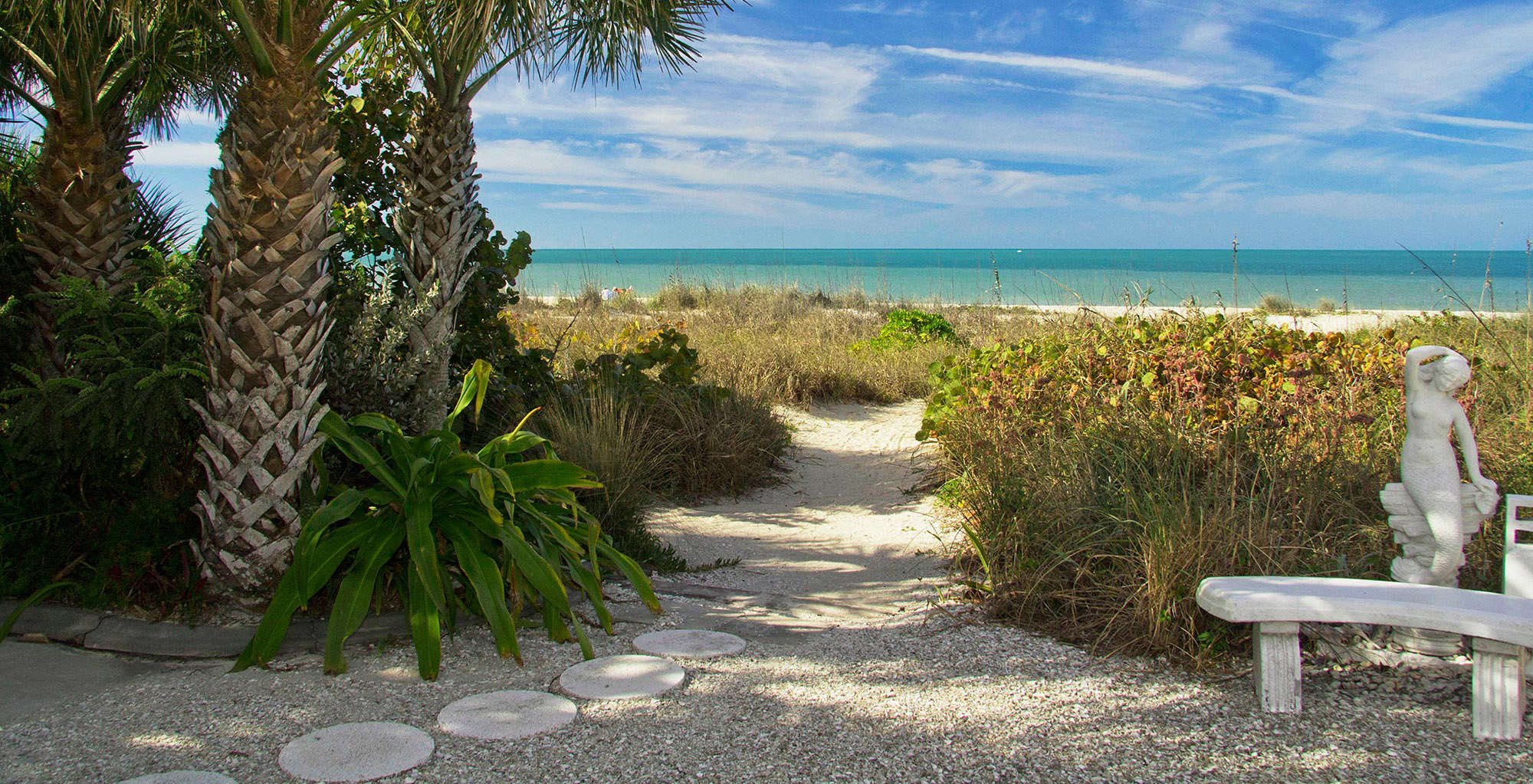 Welcome to The Beachcomber on Casey Key